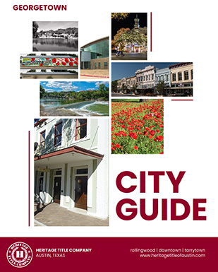 Georgetown City Guide